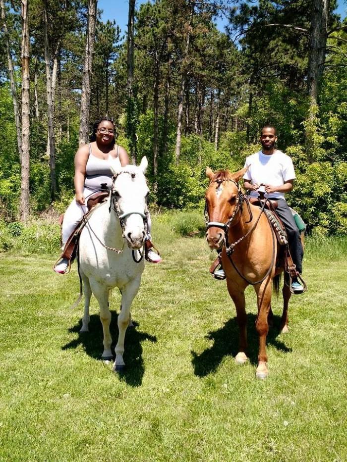 5. Ride a horse