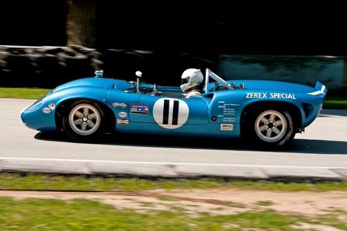 10. Drive a race car