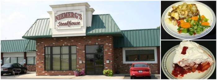 8. Niemerg's Steak House (Effingham)