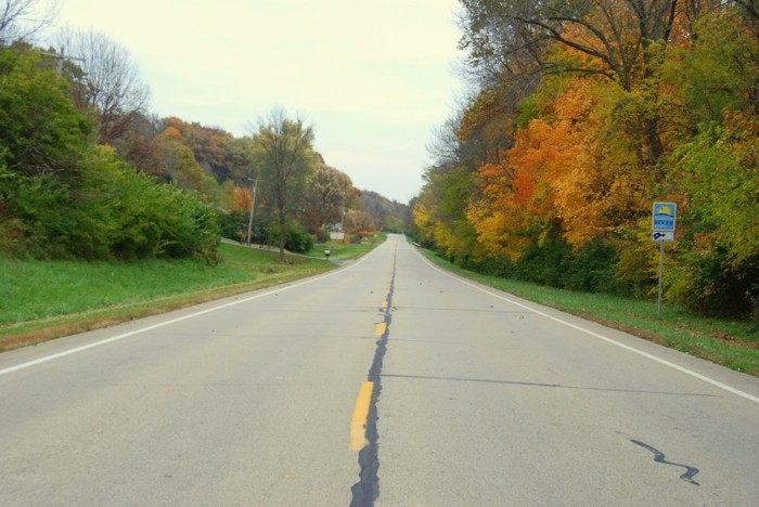 5. Illinois River Road National Scenic Byway