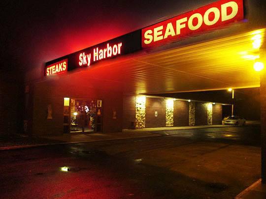 9. Sky Harbor Steakhouse (West Peoria)