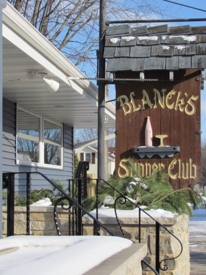 1. Blanck's Supper Club