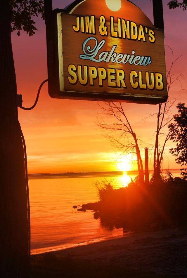 2. Jim and Linda's Lakeview Supper Club