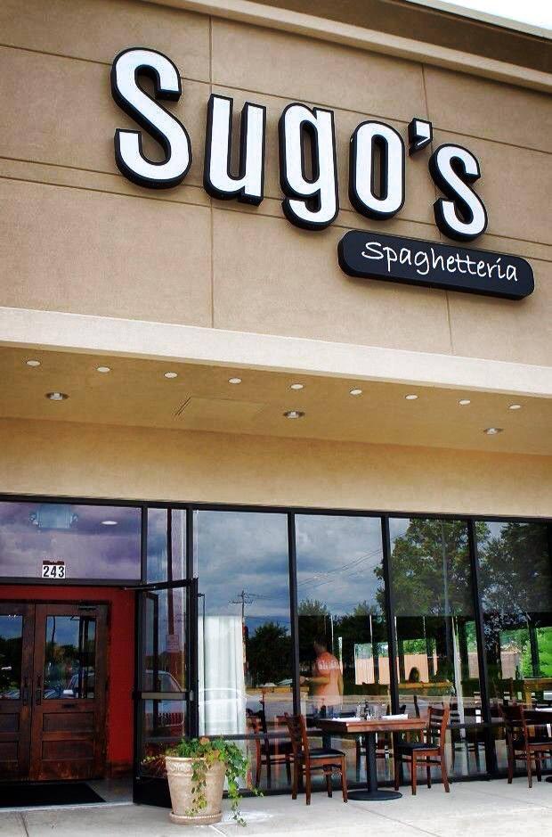8. Sugo's Spaghetteria