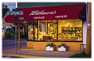 4. Wilmar's Chocolates (Appleton)