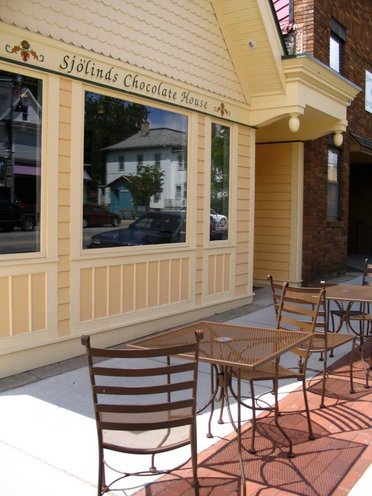 5. Sjolinds Chocolate House (Mt. Horeb)