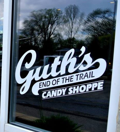 8. Guth's End of the Trail Candy Shoppe (Green Lake, Waupun)