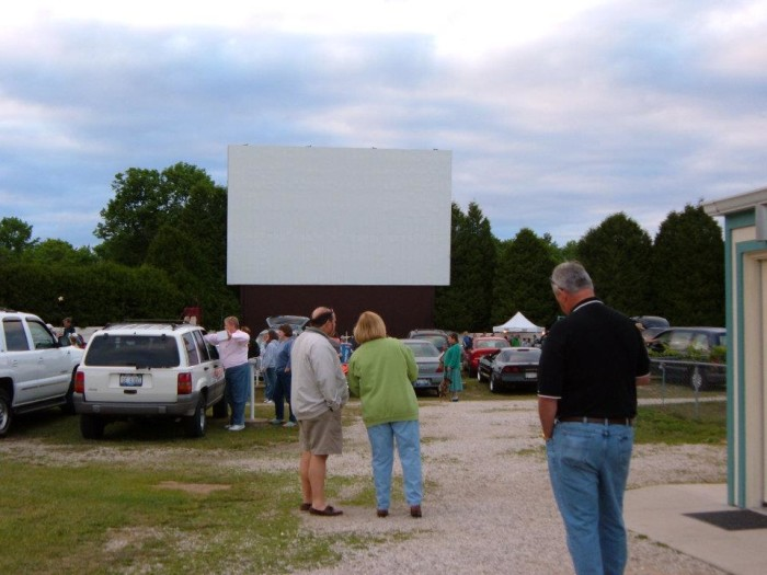 2. Skyway Drive-In Theatre