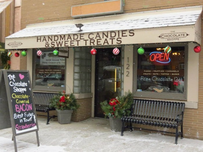 6. The Chocolate Shoppe (Yorkville)