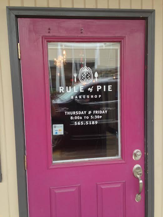 2. Rule of Pie Bakeshop