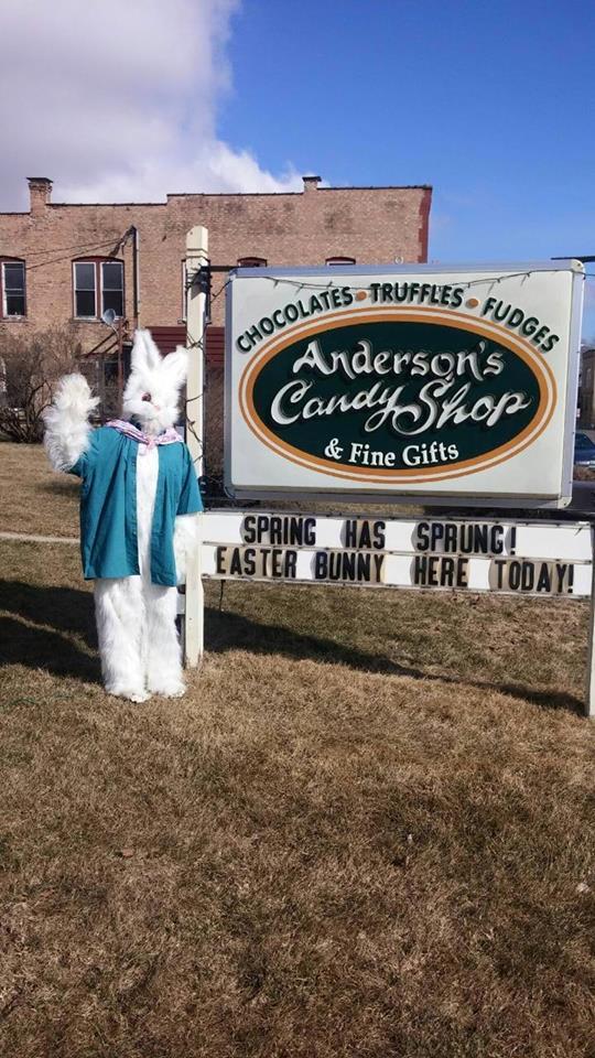 8. Anderson's Candy Shop (Richmond)