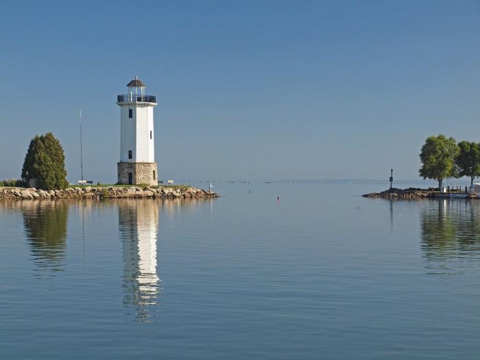 6. Fond du Lac Lighthouse