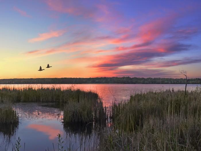 7. Lake Wingra (Madison)