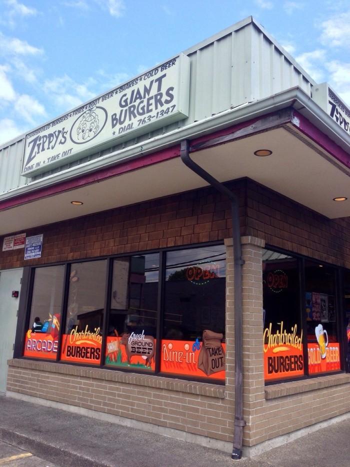 15. Zippy's Giant Burgers, Seattle