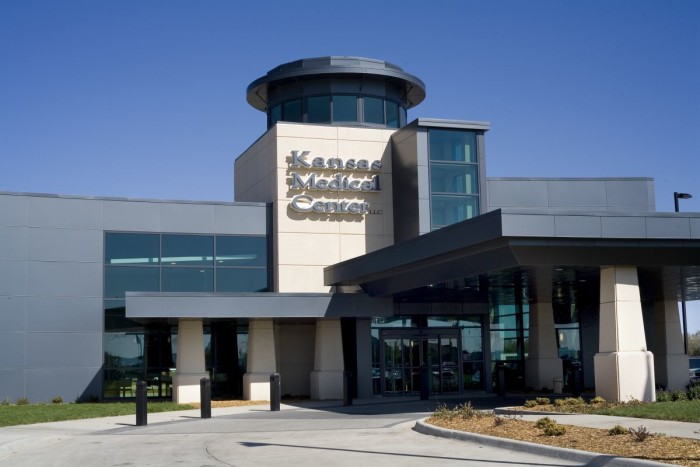 6. Kansas Medical Center (Andover)