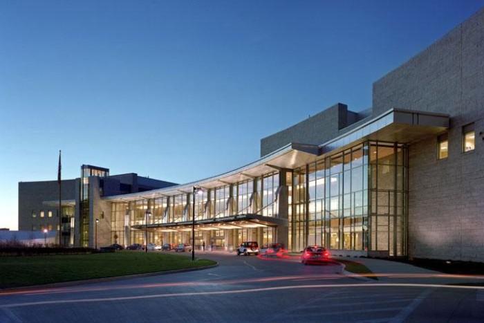 1) Fletcher Allen Hospital of Vermont