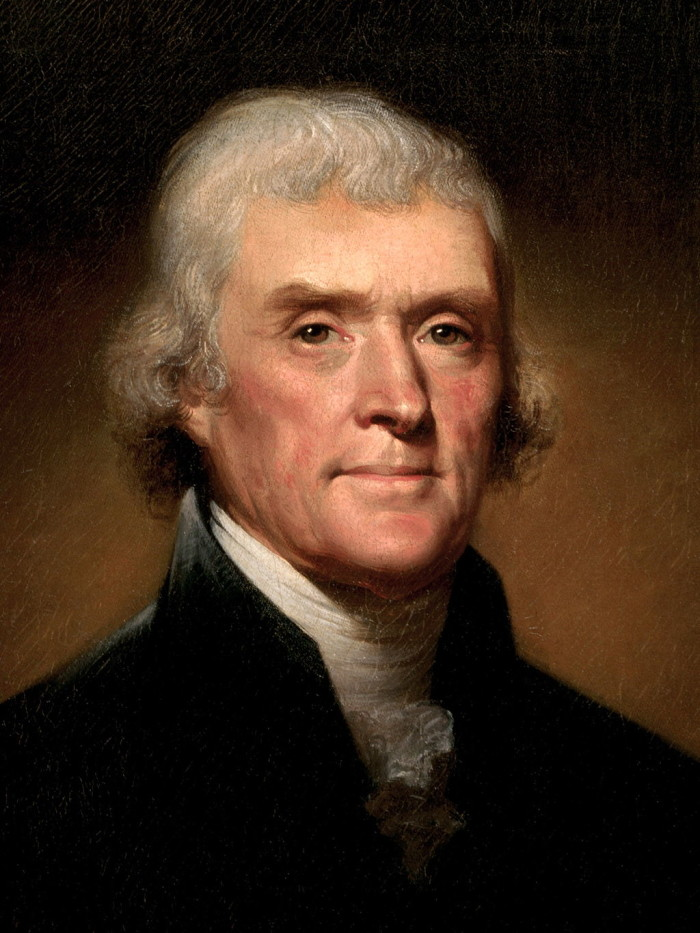 """10. The first archaeological dig in America was conducted by Thomas Jefferson, earning him the titles of """"Father of American Archaeology"""" and """"first American archaeologist."""""""
