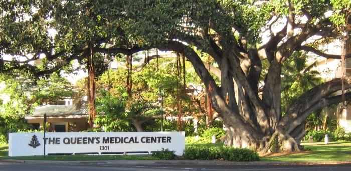 1) The Queen's Medical Center, Honolulu