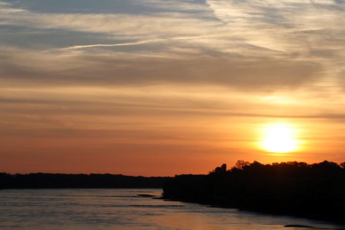 1. Missouri River, Boonville
