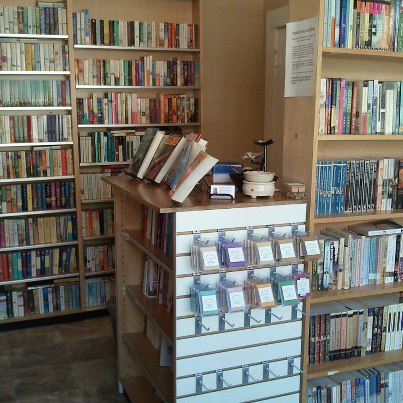 1. The book store challenge.
