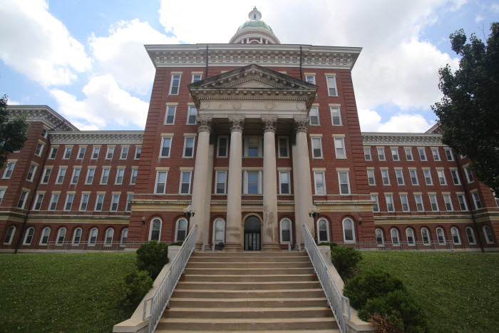 1. St. Louis State Hospital, St. Louis