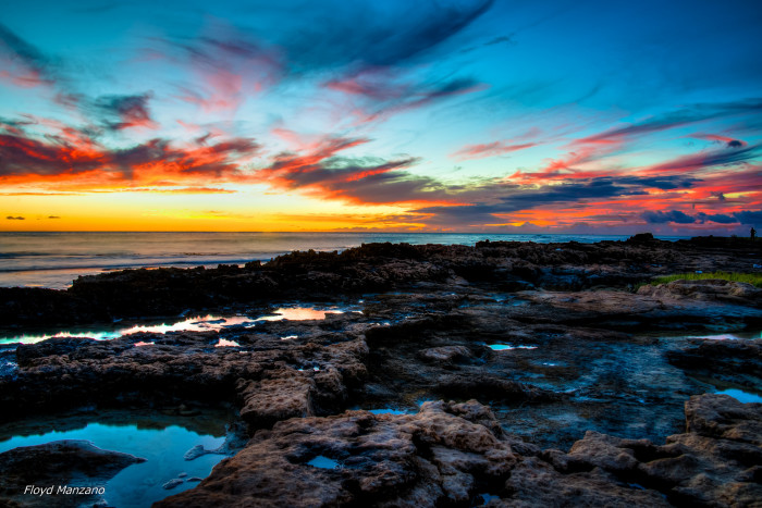 10) Hawaiian sunsets.
