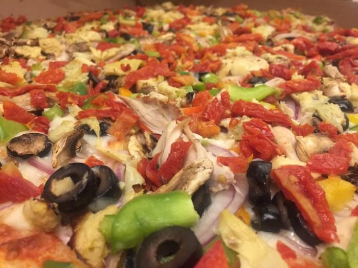 10) Nikki's Pizza, Lahaina #1