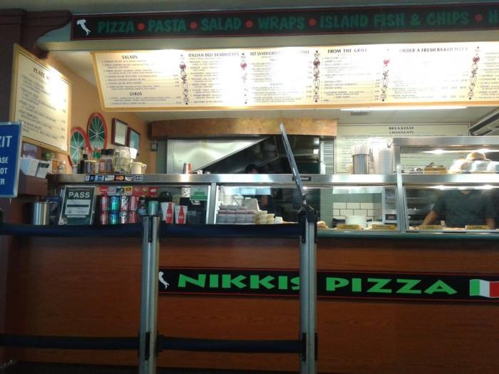 10) Nikki's Pizza, Lahaina