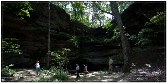 10.Hickory Canyons Natural Area, Ste. Genevieve County