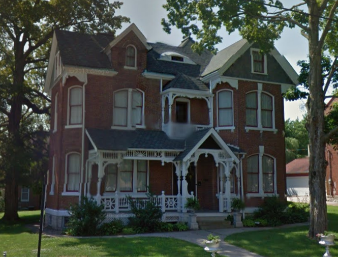10. Thias House, Washington