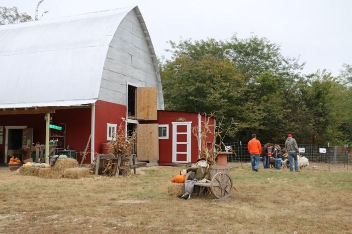 9.Deep Woods Farm, Crocker