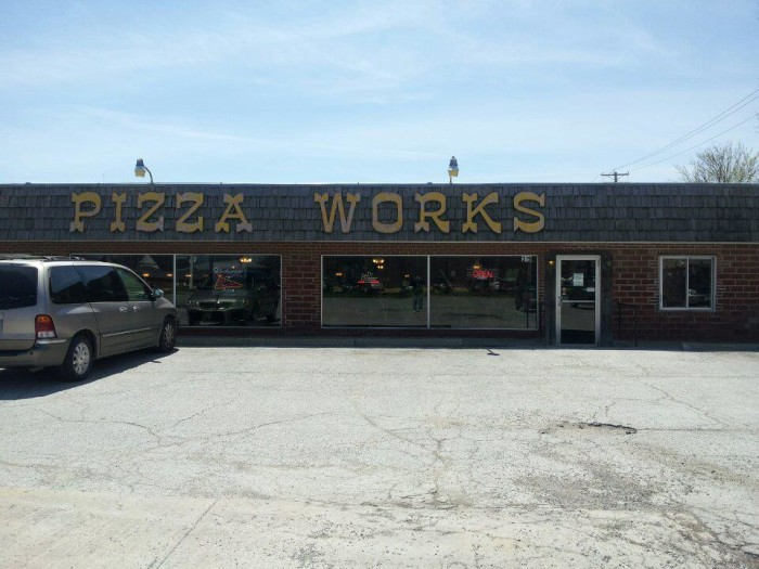 10.Pizza Works, Moberly