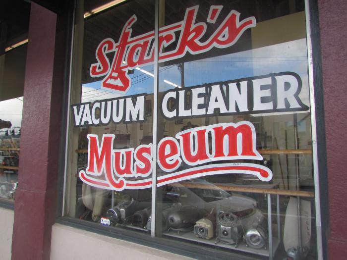 5. The Vacuum Cleaner Museum