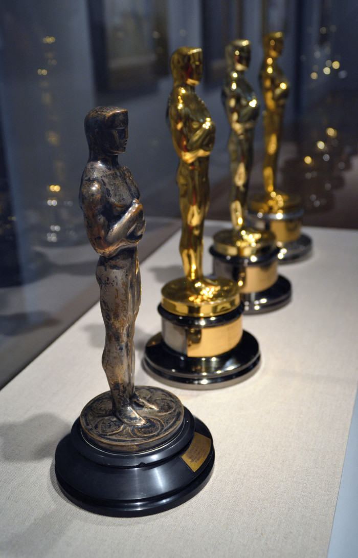 5) The Oscar statuette was named after Texan Oscar Pierce, whose niece worked for the Academy of Motion Pictures Arts and Sciences in Hollywood.