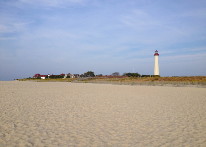 3. Cape May Lighthouse, Cape May Point