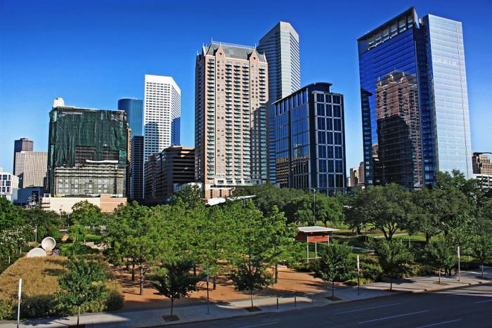 10) Houston