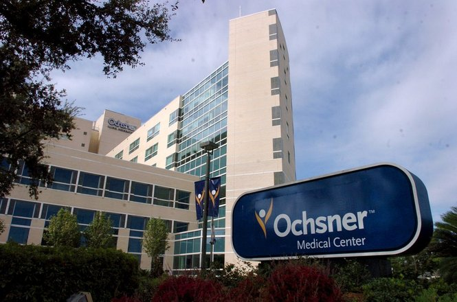 1) Ochsner Medical Center, New Orleans