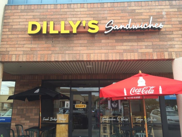 3. Dilly's Deli, Phoenix-metro