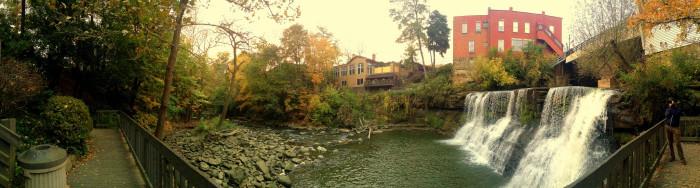 8. Chagrin River
