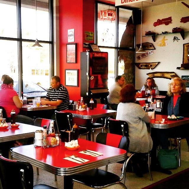 8. Hot Metal Diner, West Mifflin