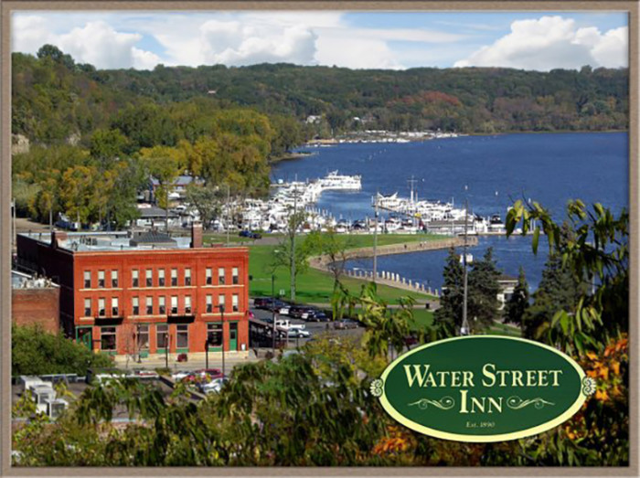 5. The Historic Water Street Inn, The Grille and Charlie's Irish Pub, Stillwater.