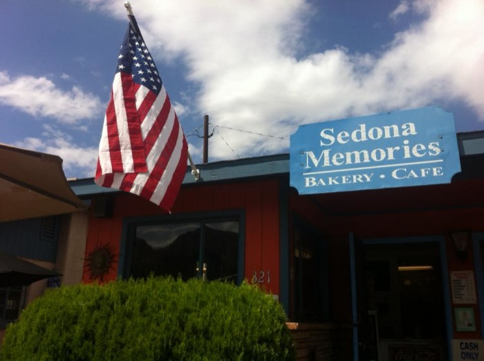 11. Sedona Memories Bakery & Cafe, Sedona