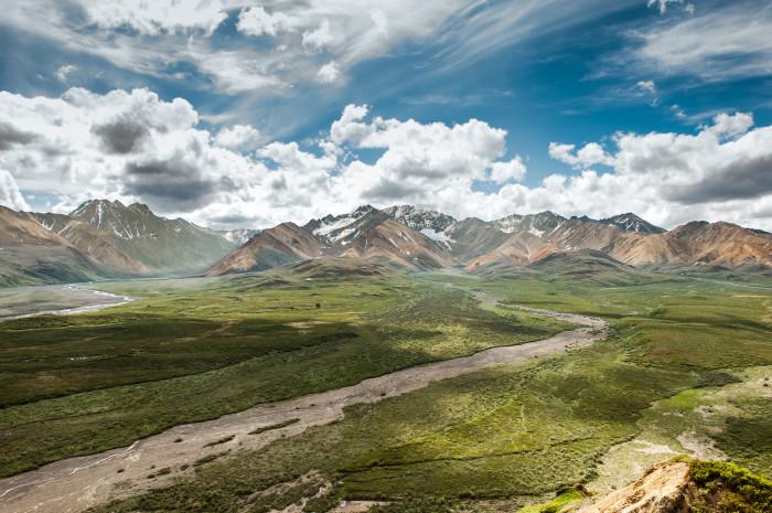 7) Denali National Park