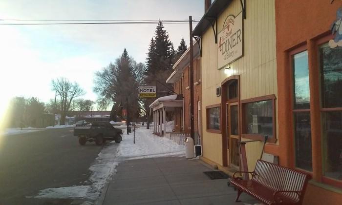 9. 4th Street Diner & Bakery (Saguache)