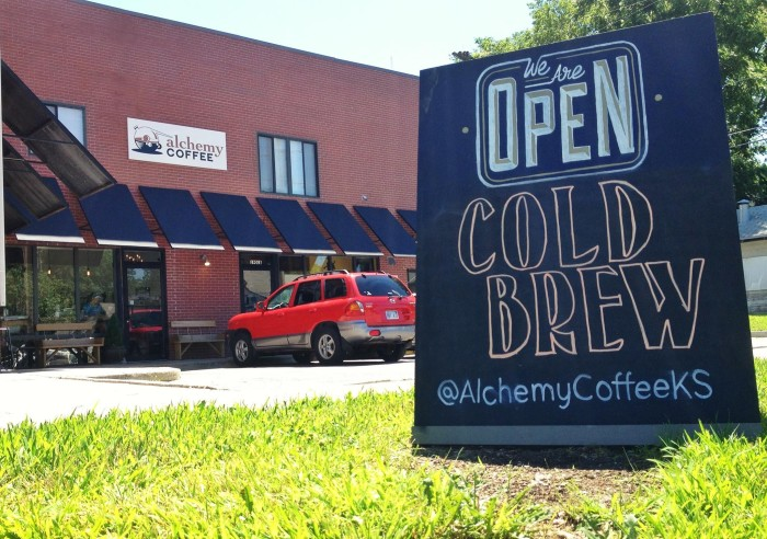 7. Alchemy Coffee & Bake House (Lawrence)