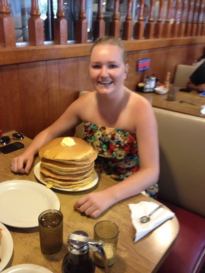 8) Ol' South Pancake House (Fort Worth)