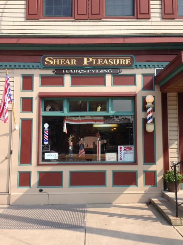 6. Shear Pleasure Hairstyling, Cheltenham