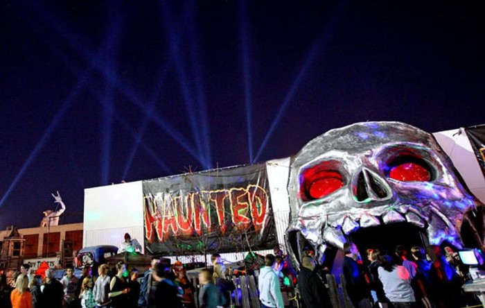 5) Cutting Edge Haunted House (Fort Worth)