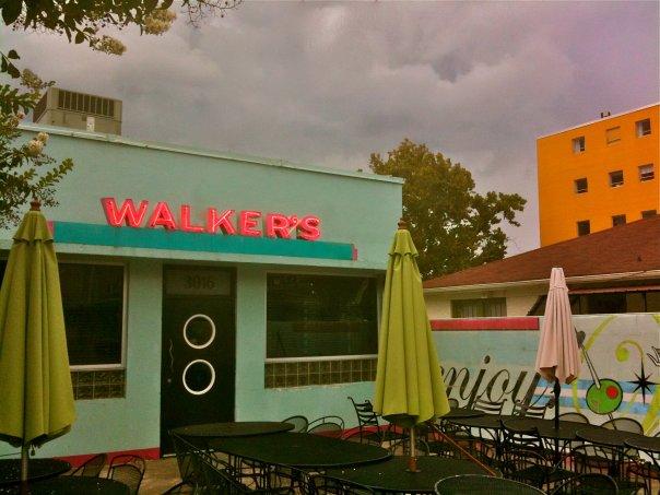 10. Walker's Drive In