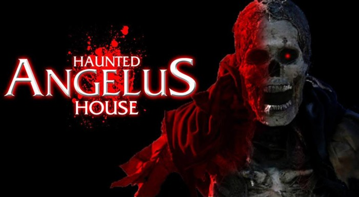 haunted angelus indianapolis - Indiana Halloween Attractions